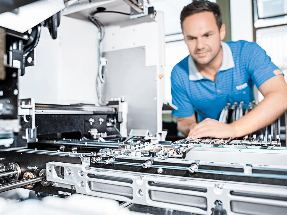 Услуги инжиниринга: Печать сложных 3D структур.
